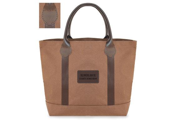 727EL Large Tote with Cuff