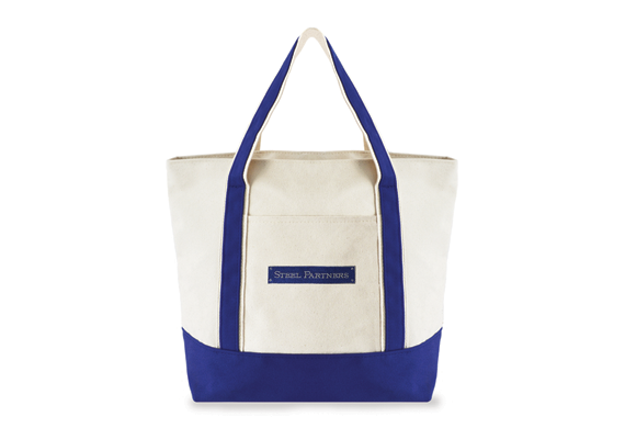 Two Tone Totes  Handle Option (B)